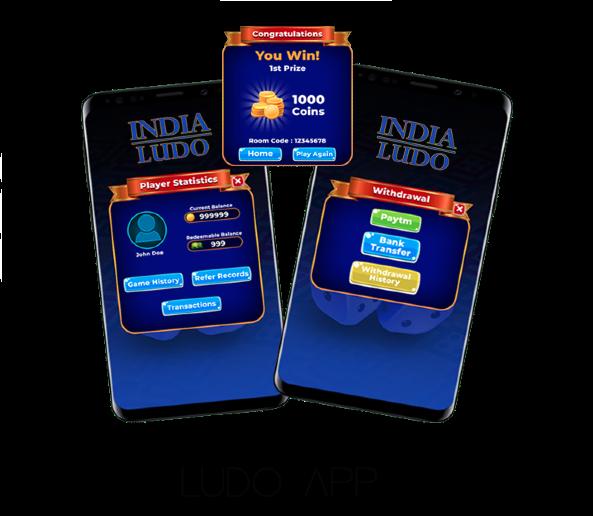 ludo app - hashtag